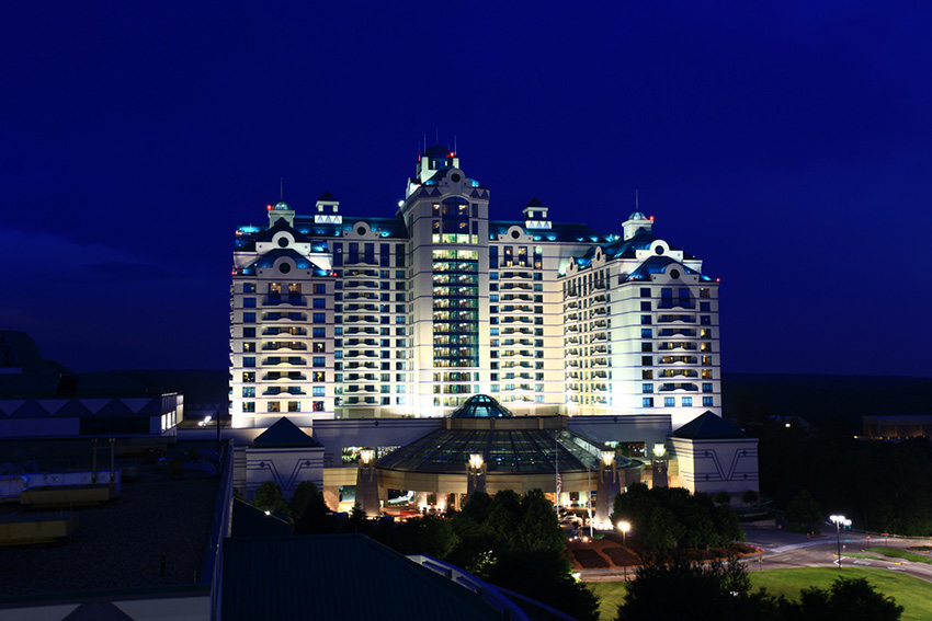 Foxwoods casino connecticut address