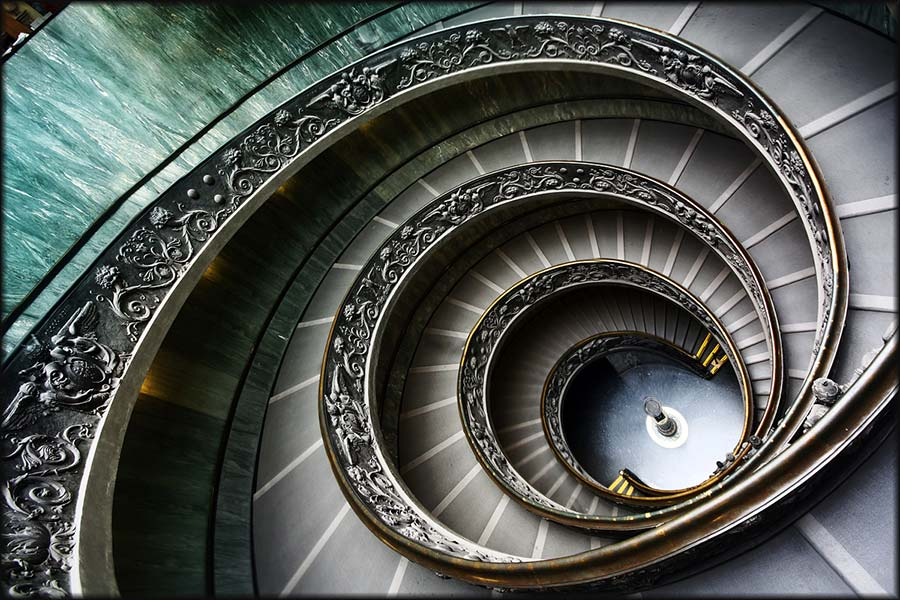 immagine-6-Spiral-staircase-of-vatican-museum