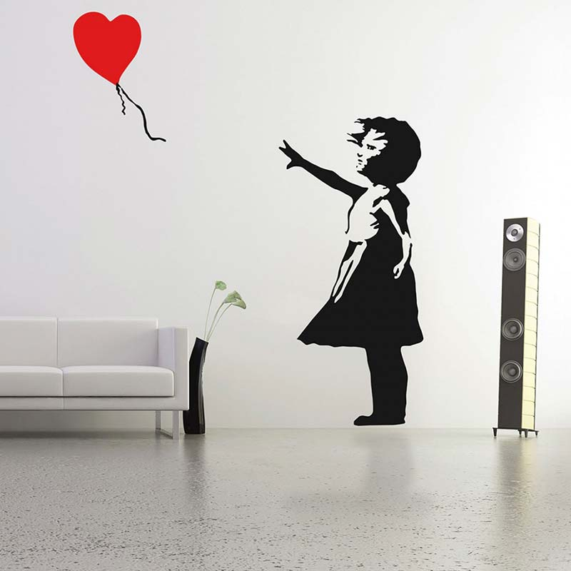 immagine-8-sticker-Bansky--balloon-lovethesign
