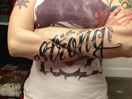 awesome-typography-tattoo