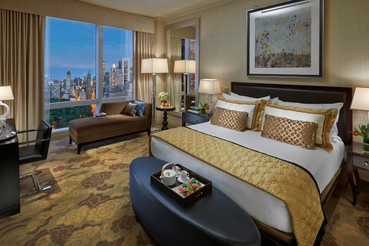 . Mandarin Oriental New York Central Park