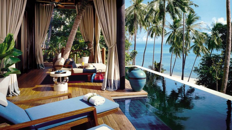 Four Seasons – Koh Samui, Thailand 02