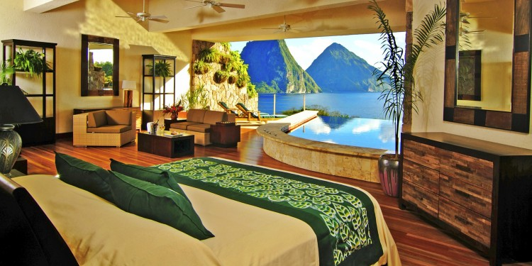 Jade Mountain – Saint Lucia, Caribbean sea 02