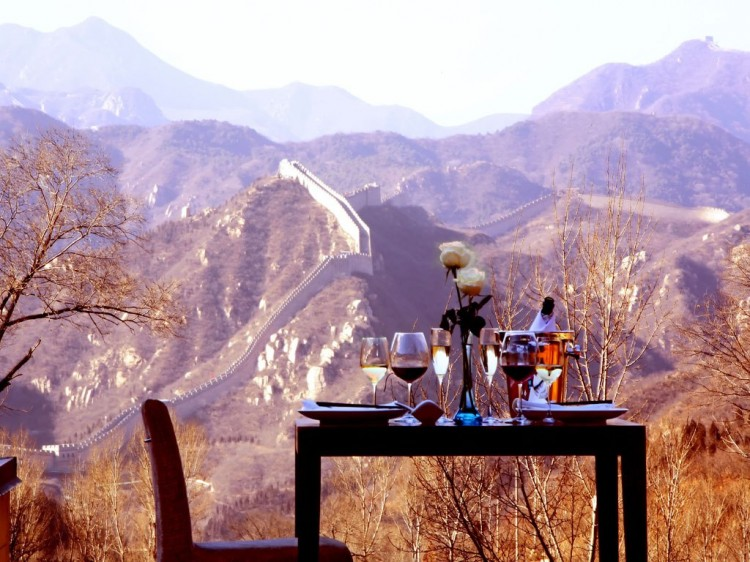 The Commune by the Great Wall – China