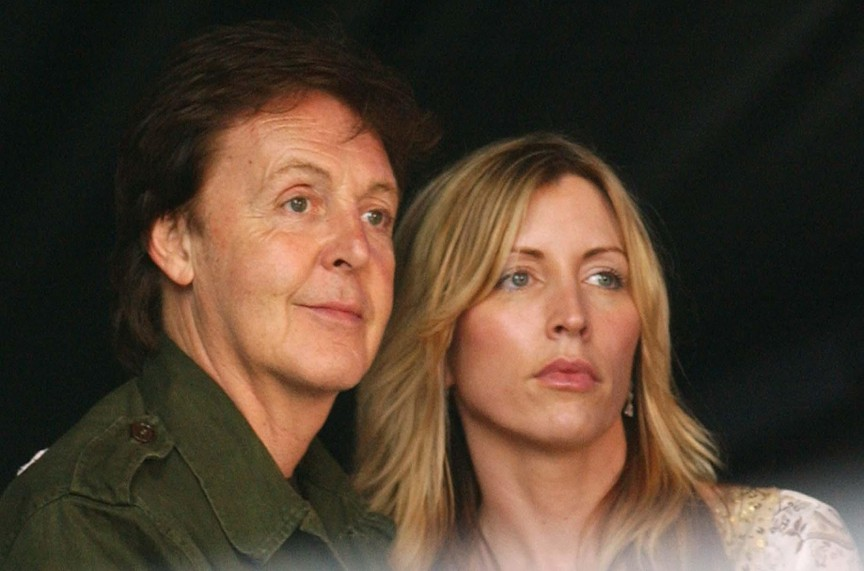 Paul-McCartney-and-Heather-Mills