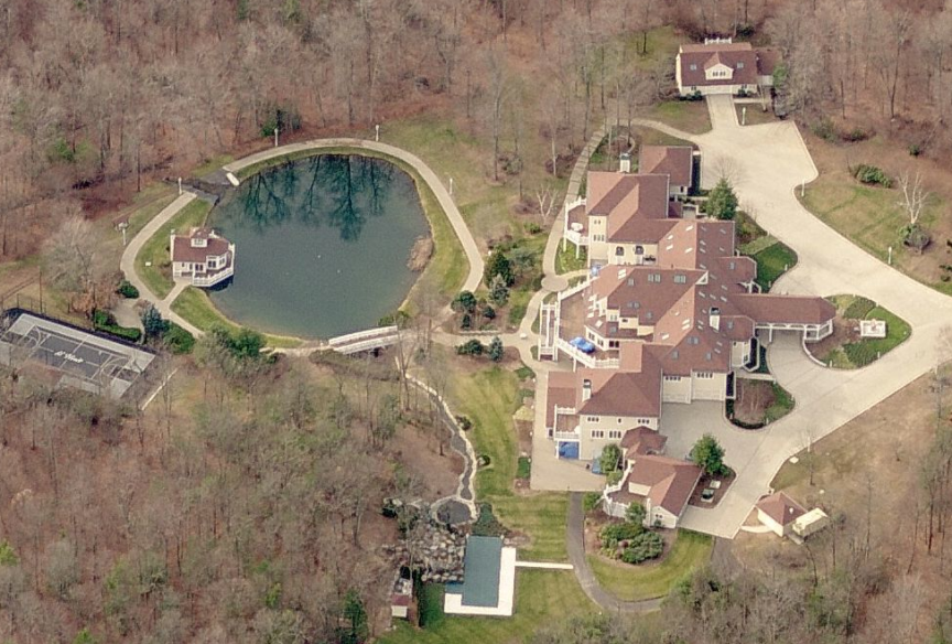 50 Cent- Connecticut Mansion