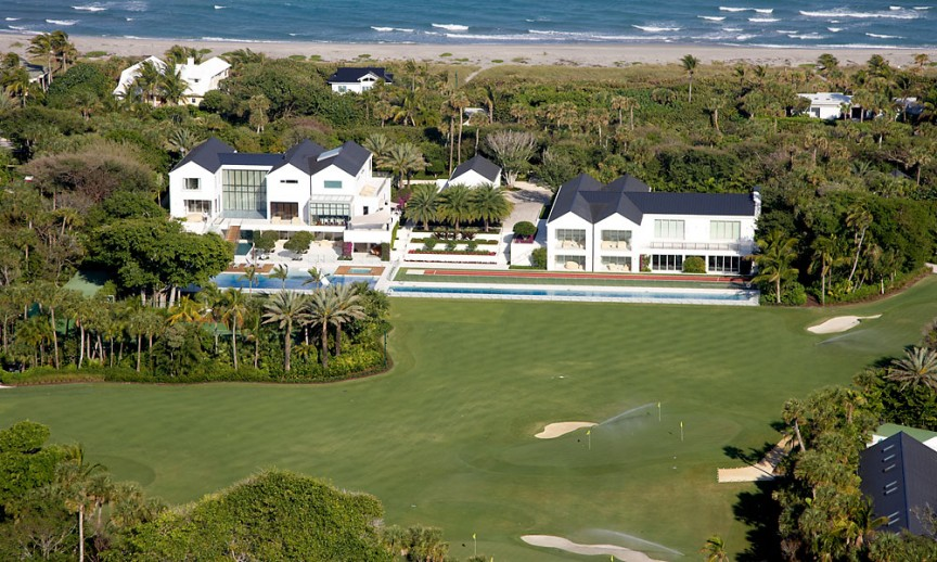 Tiger Woods- Jupiter Island Castle2