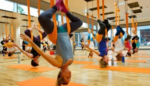 Antigravity Yoga: cos'è e a cosa serve
