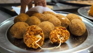 La top 5 dello street food a Roma